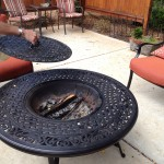The great fire pit